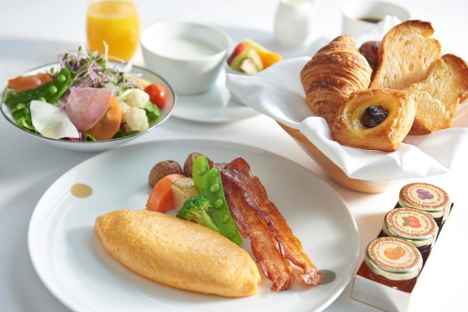 キャピトルホテル東急の洋定食