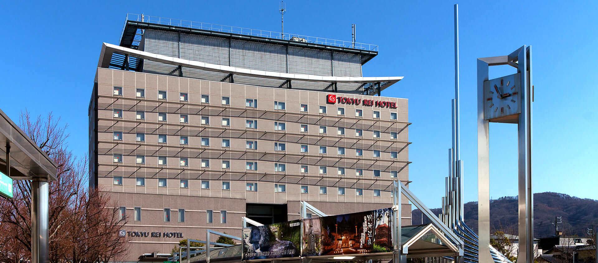 Rei ホテル 東急